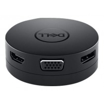 Dell DA300 USB-C Mobiler Video Adapter - Docking Station