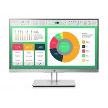 HP EliteDisplay E223 LED display 54,6 cm (21.5 Zoll) Full HD Flach Schwarz - Silber