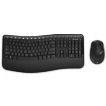 Microsoft Wireless Comfort Desktop 5050 - Tastatur-und-Maus-Set