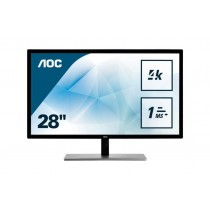 "AOC Featured U2879VF - LED-Monitor - 71.1 cm (28"") (27.9 sichtbar)"