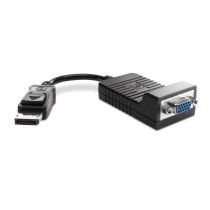 HP VGA-Adapter - DisplayPort (M) bis HD-15 (VGA) (W)