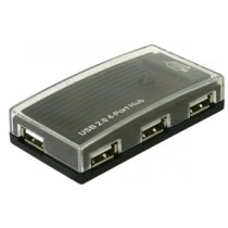 Delock 4-Port USB-Hub