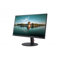Lenovo ThinkVision S24e LED display 60,5 cm (23.8 Zoll) Full HD Flach Schwarz