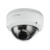 D-Link DCS-4602 EV Full HD Outdoor Vandal-Proof PoE Dome Camera - Netzwerk-Überwachungskamera
