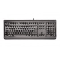 Cherry KC 1068 - Tastatur - USB, bl