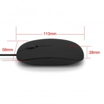 USB Optical Mouse - 3-Tasten Maus